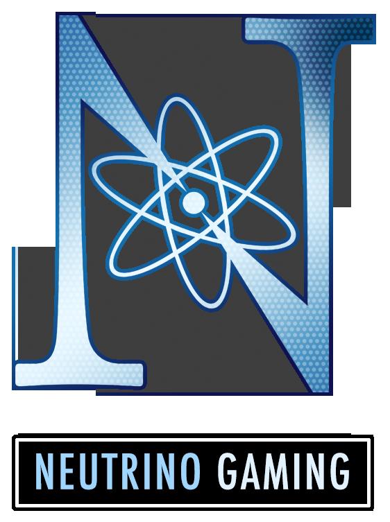 Neutrino Gaming website