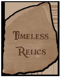 Timeless Relics Website